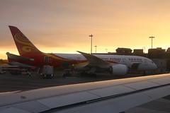 Boeing 787 B-2729 Hainan Airlines - Edinburgh Airport 14/8/18 (robert_pittuck) Tags: boeing 787 b2729 hainan airlines edinburgh airport 14818