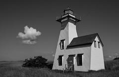 2018_226 (Chilanga Cement) Tags: nikon nikond850 28300 nikkor lightroom lighthouse pei princeedwardisland canada bw blackandwhite monochrome cloud