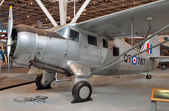 Noorduyn Norseman Mk. IV QT-787 Royal Canadian Air Force (EI-DTG) Tags: planespotting aircraftspotting ottawa canadaaviationandspacemuseum 09sep2016 museum aircraftmuseum qt787 norseman rcaf canadianarmedforces