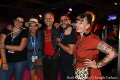 Staff & Backstage jeudi 16 août 2018 /
