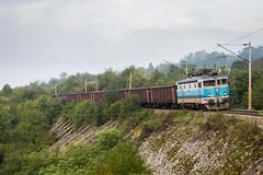 HZ 1141 214, Zvečaj (josip_petrlic) Tags: train croatian railways railway railroad hž hz hrvatske željeznice željeznica železnice zeljeznice eisenbahn karavela 2062 2063 emd gt26cw2 g26c dellok diesel locomotive electric 1141 sunrise