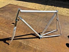 Build01 – Vitus Seven Dural 180716 IMG_3403 (jesuspark) Tags: bike bicycle build vitus seven dural campagnolo record syncro vento brooks cambium nitto gipiemme