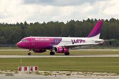 A56A3657@L6 (Logan-26) Tags: airbus a320232 halpx cn 3968 wizz air riga international rix evra latvia airport aleksandrs čubikins