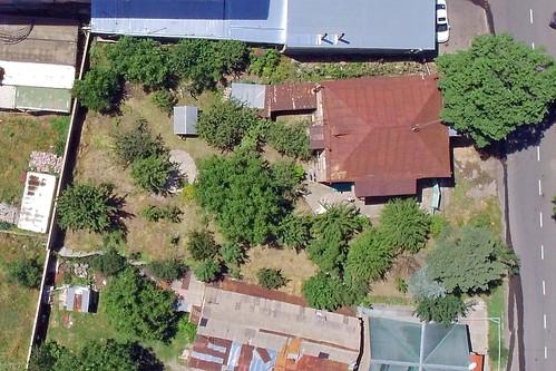 Tsaghkadzor, Garden, aerial view, 2018.07.19 (02) 1