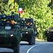 """Uz militārajām mācībām """"Namejs 2018"""" ierodas Čehijas militārā tehnika"""