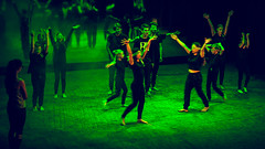 "a short story about young actors - ""green"" (ignacy50.pl) Tags: theatre event stage show dance music song young actors girls boys dancers colors entertainment poland cieszyn"