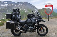 Grand Tour of Switzerland (fatboyke (Luc)) Tags: bmw r1200 gsa adventure drybag swmotech grand tour triple black 180 250 350 switzerland