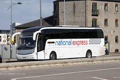 National Express FJ12 FXX (johnmorris13) Tags: nationalexpress edwards fj12fxx volvo b9r caetano levante coach