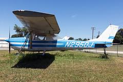 N2950J (✈ Greg Rendell) Tags: 17n 1966 cessna150g n2950j private aircraft airplane aviation crosskeys crosskeysairport flight gregrendellcom newjersey nj spotting monroetownship unitedstates us