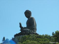 Великий Будда Гонконг Hongkong InterNetri 0242