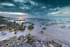 Evening at West Runton (andybam1955) Tags: beach landscape sunset coastal westrunton sky northnorfolk norfolk sea