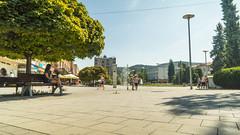Partizánske Main Square