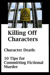 Killing Off Characters - Blog Post (Paula Puddephatt) Tags: characters fiction writing blog