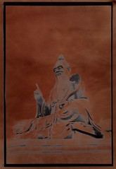 Lao-Tzu - chromoskedasic - 道 (Isosceles Diego) Tags: guangzhou laotzu laotze laozi 老子 圆玄道观 chromoskedasic statue 道