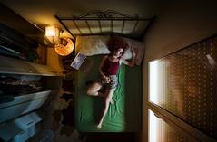 Hallan muertos a muchos de tus ratos (Ibai Acevedo) Tags: seleccionar cenital view room quiet rest time fade summer home barcelona