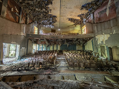 Abandoned theater (NأT) Tags: abandoned abandon abandonné abandonnée abbandonato abbandonata ancien ancienne alone architecture zuiko explorationurbaine em1 exploration explore exploring empty explo explored rust rusty ruins rotten room théâtre theater urbex urban urbain urbaine urbanexploration show trespassing inside inexplore interior olympus omd old past photography decay decaying derelict dust decayed dusty forgotten forbidden lost light colors nobody neglected building verlassen creepy memories