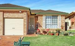 27 Zappia Place, Edensor Park NSW