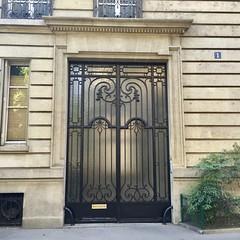 1 Rue de l'Alboni[2016] (gang_m) Tags: ラストタンゴ・イン・パリ lasttangoinparis ロケ地 filminglocation france フランス paris2016 paris パリ パリ16区 paris16e
