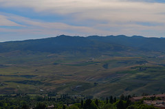 Panorama (brancatiarianna) Tags: landscape view pointofview volterra panorama italy tuscany magic colorful colors lights