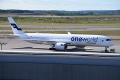 OH-LWB Airbus A350 Finnair (graham19492000) Tags: helsinkiairport ohlwb airbus a350 finnair