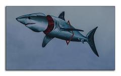 shark art (Greg Rohan) Tags: shark bondibeachart bondibeach bondi urbanwalls urbanart urban aerosolart paintedstreetwalls paintedstreetart streetart artist artwork art arte australia sydney d750 2018 nikon nikkor