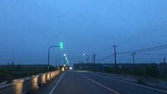 Zooming Through the Mist (sjrankin) Tags: 21june2018 edited video timelapse naganuma hokkaido japan evening mist cars traffic road