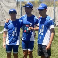 ecotrimad 2018 chicos team clavería campeones Madrid equipos 6