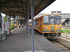 Runners (しまむー) Tags: panasonic lumix gx1 g 20mm f17 asph natural train tsugaru free pass 津軽フリーパス