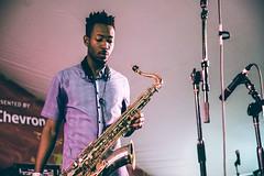 Calvin Johnson- Satchmo Summerfest 2018