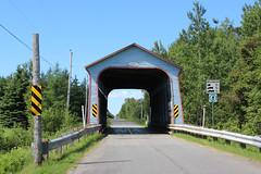 Caron Covered Bridge (pegase1972) Tags: qc québec quebec canada bridge coveredbridge lotbinière road route rural licensed exclusive getty