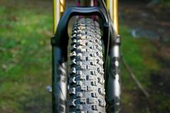 WTB Breakout (44 Bikes) Tags: 44bikes custombicycle mountainbike framebuilding marauder plus titanium