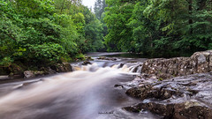 Afon Llugwy III (Mark Palombella Hart) Tags: nature river water mountain scenery landscape recreation beautiful tourism summer hiking panorama peaceful holiday sightseeing trees rocks whitewater wales photography photographer photooftheday potd photo
