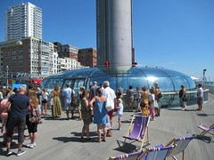 IMG_3974 (.Martin.) Tags: lower kings road brighton bn1 2ln british airways i360 south coast worlds tallest moving observation tower designed marks barfield architects beach sea seaside coastline view views