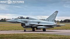 Eurofighter Typhoon T3 ZK381