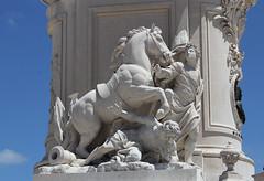 Lisbonne (hans pohl) Tags: portugal lisbonne statues art monuments