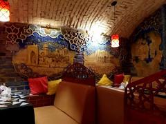 L'viv, Chaykhana Samarkand (oriana.italy) Tags: lviv lyiv westukraine chaykhanasamarkand uzbekmenu orianaitaly