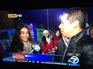 Madison Beer ABC7