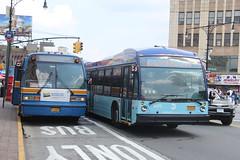 IMG_0354 (GojiMet86) Tags: mta nyc new york city bus buses 1996 2017 lf60102 lfs lfsa t80206 rts 5470 8797 bx12 sbs select service metrocard fordham road grand concourse