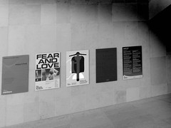 The Design Musum, Kensington - Jan 2017 (05) (Padski1945) Tags: thedesignmuseum kensingtonhighstreet kensington londonw86ag londonmuseums londonscenes museumsoflondon museumsofgreatbritain museumsofbritain museumsofengland posters posterart blackwhite blackandwhite blackandwhitephotography mono monochrome