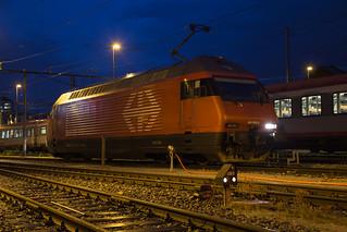 SBB Re 460 088 Zurich Gruppe G