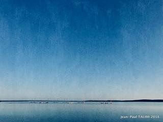 Bleu horizons