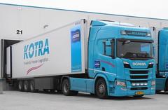 Scania CR500HL Van Maanen/Kotra, IJmuiden (rommelbouwer) Tags: scania cr500 vanmaanen kot