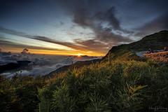 _DSC1693-1 (Hong Yu Wang) Tags: sony a73 a7iii a7m3 1224g 合歡山 落日 夕陽 sunset taiwan mthehuan