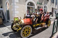 Autrefois le Couserans (Ariège) (PierreG_09) Tags: ariège pyrénées pirineos couserans fête manifestation tradition saintgirons autrefoislecouserans voituresanciennes peugeot