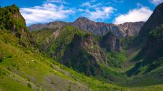 Caucasus mountains in georgia (CamelKW) Tags: georgia june2017 caucasusmountains