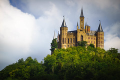 Burg Hohenzollern (Luke Sergent) Tags: architecture attraction baden badenwurttemberg building burg castle destination europe european fairy fairytale famous fantasy forest fortress german germany hechingen hill hilltop historic historical hohenzollern landmark medieval mountain nature old palace prussia royal tourism tower travel wuerttemberg