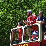 Grubauer rides in front thumbnail