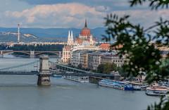 Budapest (Vagelis Pikoulas) Tags: budapest buda pest hungary travel holidays canon 6d landscape city cityscape urban architecture bridge chain