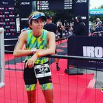 "Linzi Nuttall 70.3 Ireland finishing 2018 piccie <a style=""margin-left:10px; font-size:0.8em;"" href=""http://www.flickr.com/photos/160255813@N02/43257717145/"" target=""_blank"">@flickr</a>"