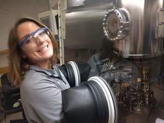 Lynn Stevens '19 internship